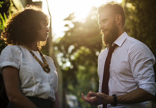 when conflict is brewing, be proactive
