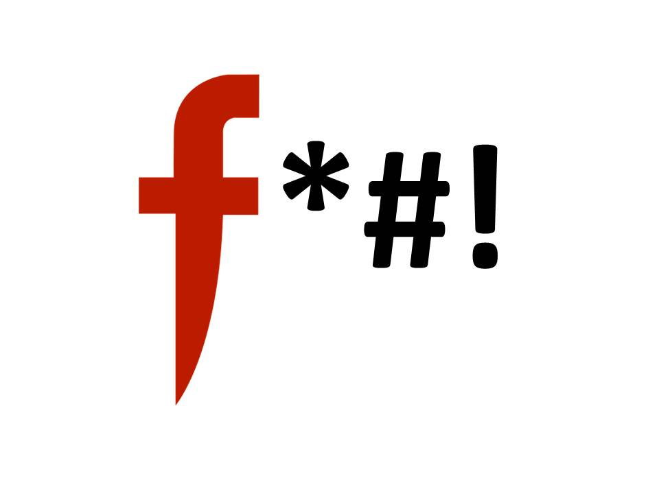 f-word in divorce